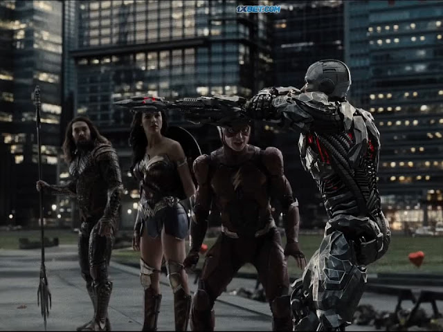 Zack Synder's Justice League ( 2021)