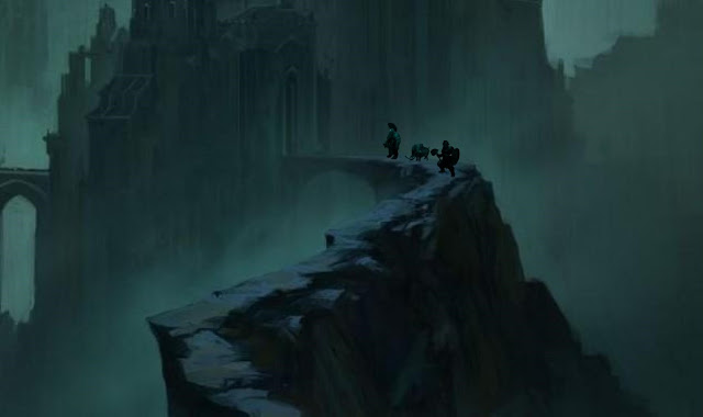 Icehammer Dwarves Approaching Icespire Hold