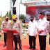 Kabaharkam POLRI  Komjen Agus Andrianto Apresiasi Keberhasilan Program Jaga Kampung Polda Riau.