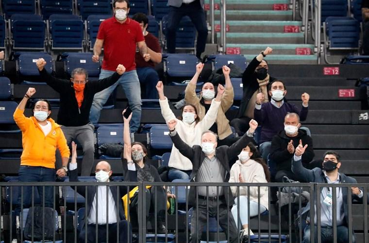 Fatih Terim'den basketbol takımına destek!