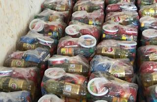 Prefeitura distribui cestas básicas para famílias carentes de Cuitegi