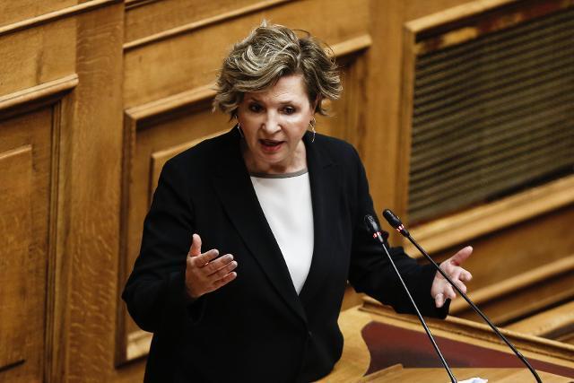 Όλγα Γεροβασίλη: – 50% στους μισθούς + 100% στις ιδιωτικές ΜΕΘ.  Τα μαθηματικά του νεοφιλελευθερισμού σε περίοδο πανδημίας