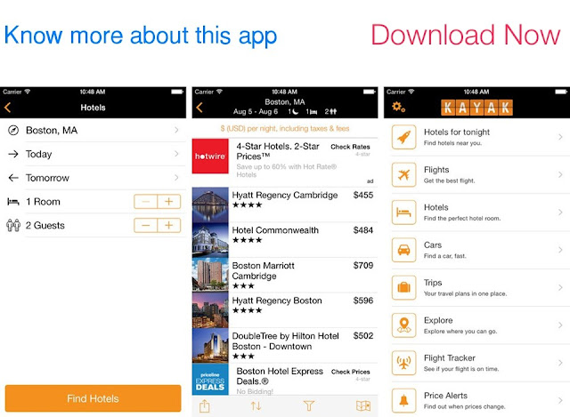 Download KAYAK PRO Flights, Hotels for iOS