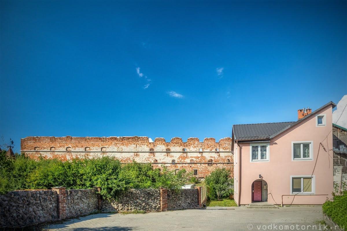 Вид на замок Бранденбург