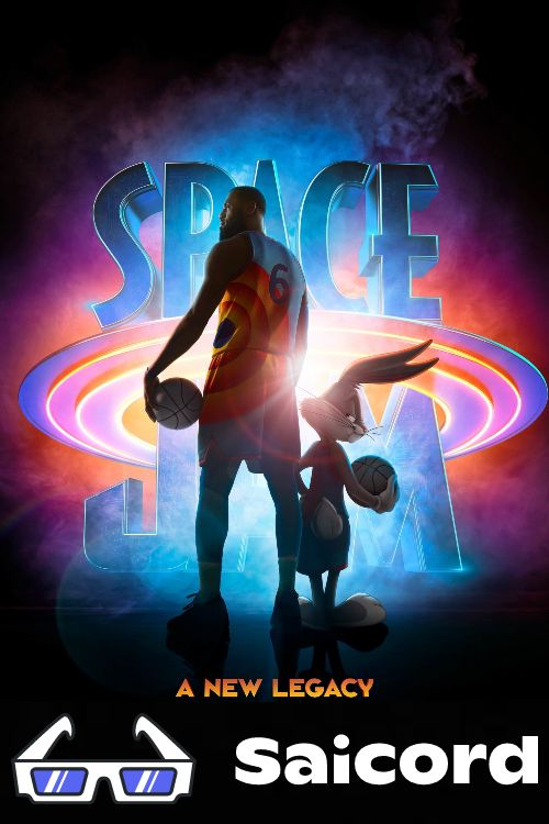 Download Space Jam: A New Legacy (2021) [HQ Fan Dubbed] (Hindi) Web-DL 480p [900MB] || 720p [2.2GB]