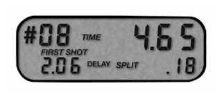 PACT Club Shooting Timer III