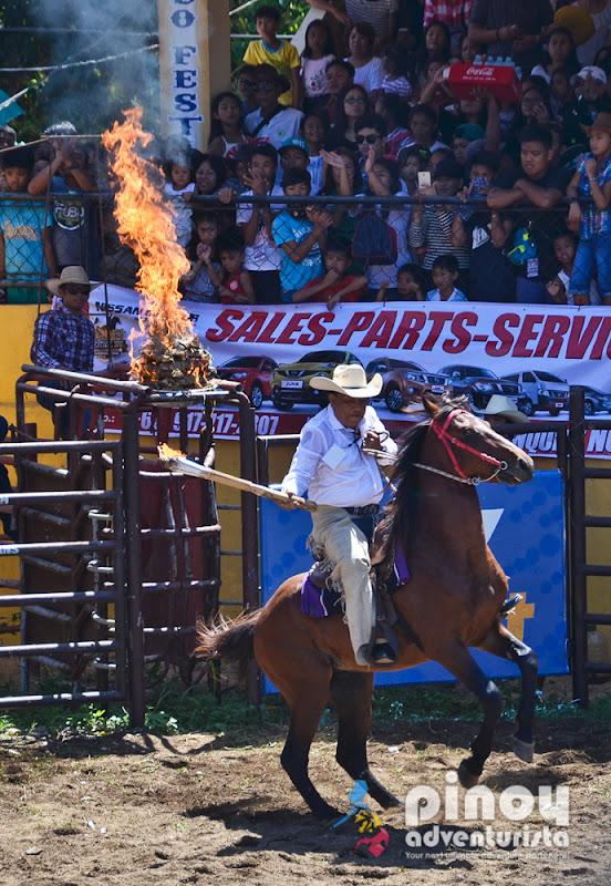 Rodeo Festival Opening Program