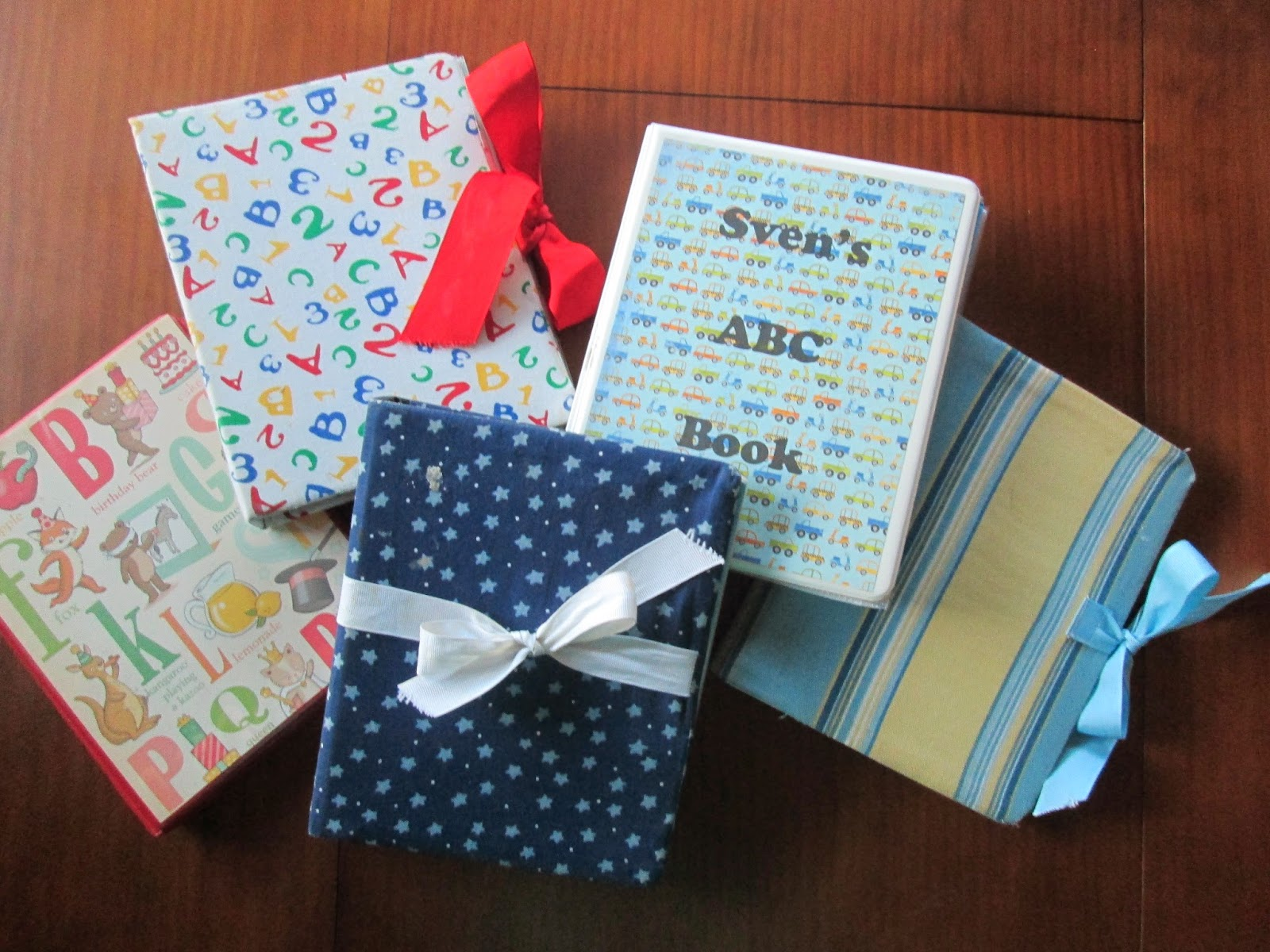 ABC Books Perfect Gift For 1 Or 2 Year Old Child