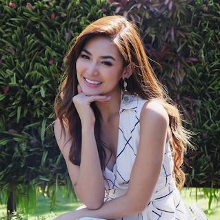 2b - Biodata Lengkap Maria Selena: Artis Cantik Multitalent Ini Ternyata Juga Atlit Basket Lho!