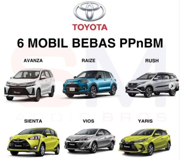 PPnBM Mobil