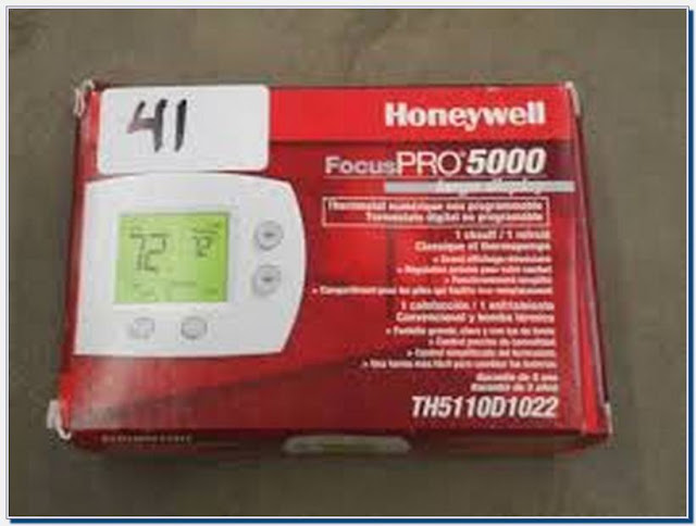 Honeywell Redlink Wireless Thermostat Manual