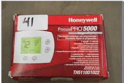 Honeywell Redlink Wireless Thermostat Manual