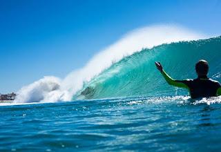 Cuando vienen las olas
