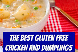 The Best Dishes of Chicken and Dumplings #chicken #dumplings #chickendumplings #glutenfree