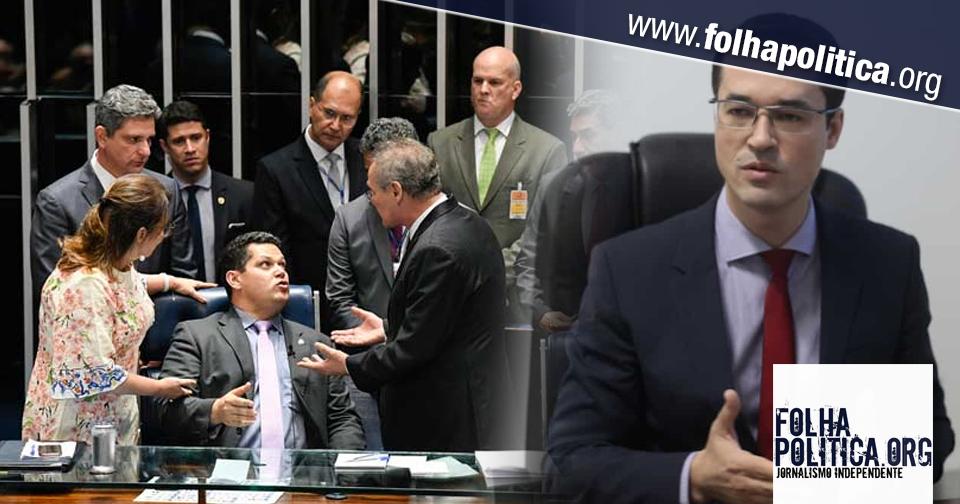 Senado pode criar hoje mais um obstáculo à luta contra a corrupção, alerta Deltan Dallagnol