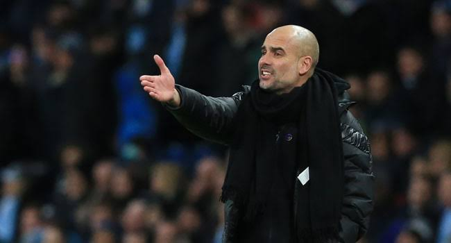 Manchester city may sack me If i don't beat real - Guardiola