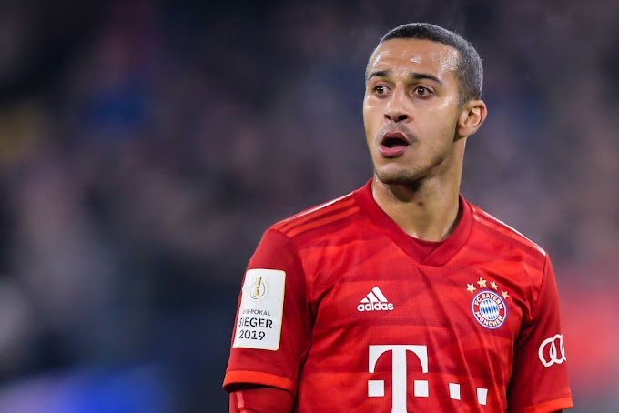 Thiago's transfer to Liverpool to be delayed because of Champions League