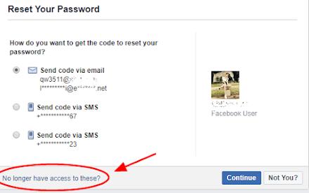 Cara Mengatasi Ketika Kita lupa Password Facebook 10