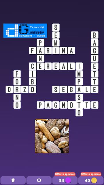 Soluzioni One Clue Crossword livello 22 schemi 10 (Cruciverba illustrato)  | Parole e foto
