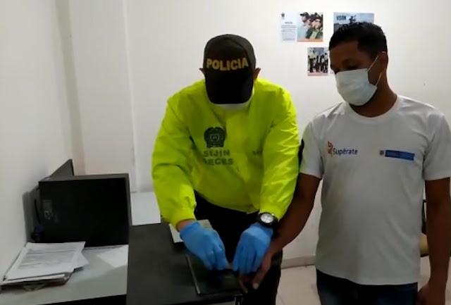 hoyennoticia.com, Tenía casa por cárcel, era buscado por homicidio y lo cogieron vendiendo marihuana enel barrio El Oasis