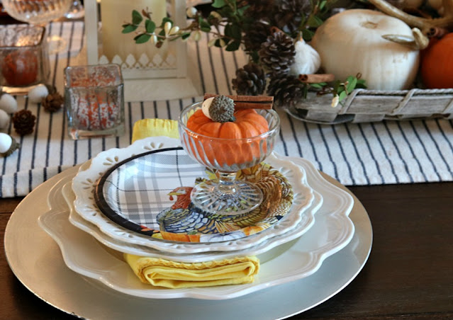 Thanksgiving, Holiday, Homemaking, Tablescape, athomewithjemma