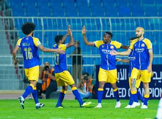 مشاهدة مباراة النصر والرائد بث مباشر اليوم 19-10-2019 في الدوري السعودي