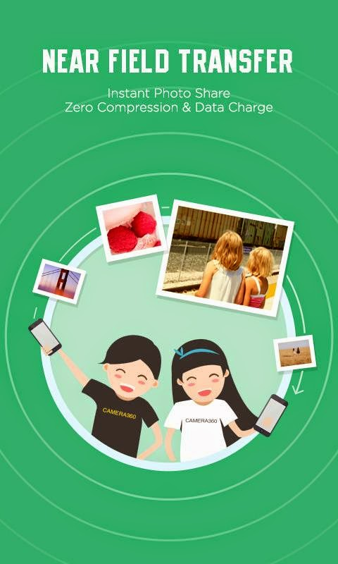 Camera360 Ultimate, Aplikasi Edit Foto di Android - Inetversal.com