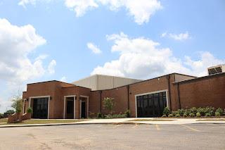 Montgomery Catholic Preparatory School Celebrates the Dedication of New Athletic Facility 1