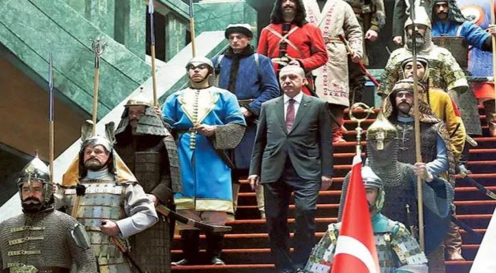 Ο Ερντογάν παρουσιάζει το Σχέδιο Δράσης για τα… ανθρώπινα δικαιώματα!