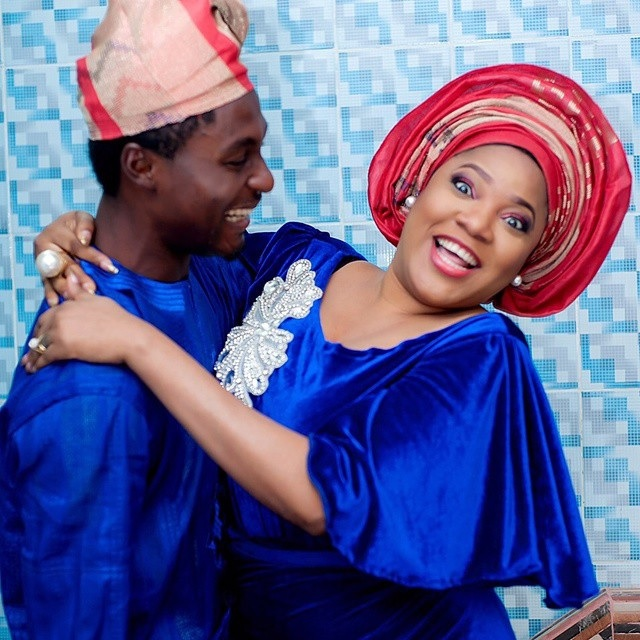 Toyin Aimakhu Celebrates Her Estranged Husband's Birthday In A Special Way
