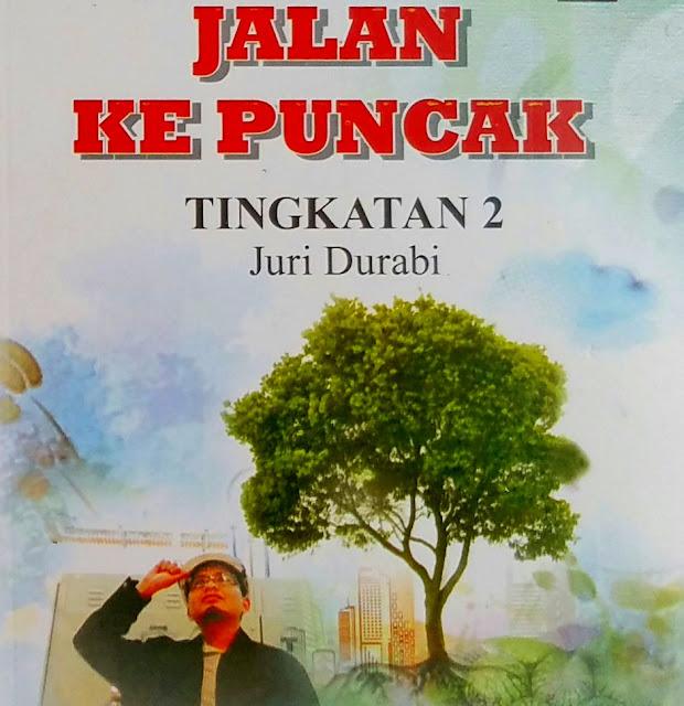 Novel Jalan Ke Puncak - Komsas Tingkatan 2