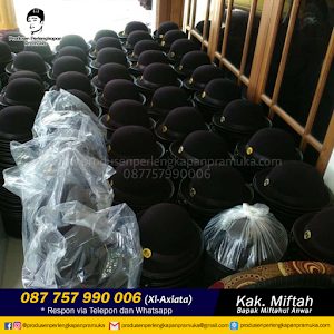 Produsen Topi Boni Penegak WA 0877-5799-0006