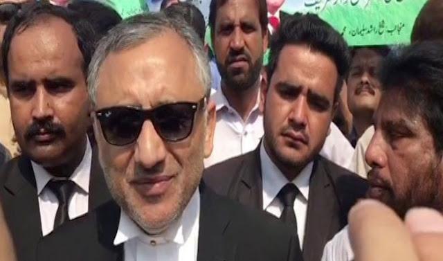 Presidenti mund të ndryshojë ose rrëzojë çështjen e Musharraf: Barrister Zafarullah