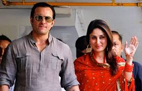 Saif Ali Khan , Kareena Kapoor