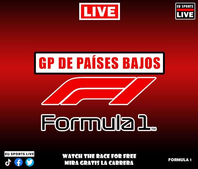 EN VIVO | Gran Premio GP de Países Bajos (Holanda) Fórmula 1 F1 2021 | Ver gratis la carrera En Directo