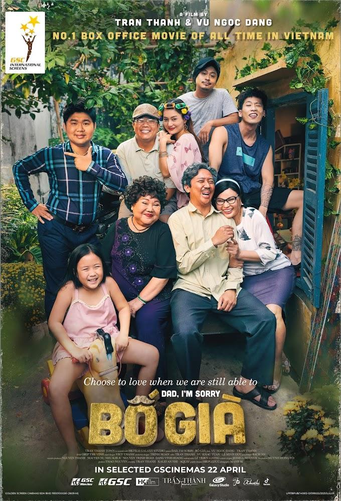 Review Filem Dad, I'm Sorry (Bố Già)