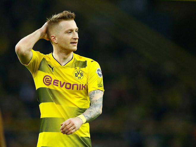 Tin HOT bóng đá sáng 31/7: Nam thần Marco Reus chưa hẹn ngày trở lại