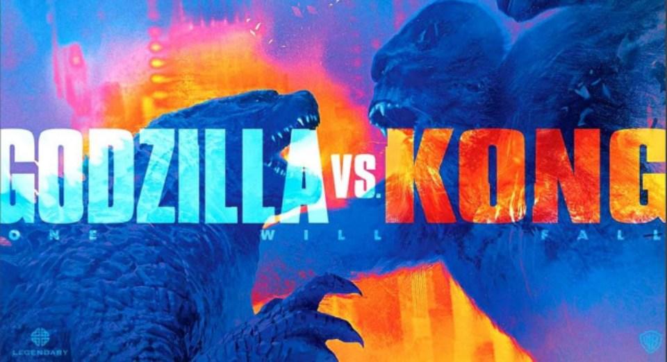Godzilla vs Kong: longa é adiado para maio de 2021