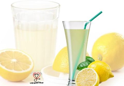 عصير الليمون:  حقائق وخرافات
