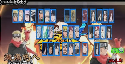 Kumpulan Naruto Senki MOD Unlimited Money Full Unlocked v1.20 Final Version Terbaru Lengkap 2017 Gratis Download