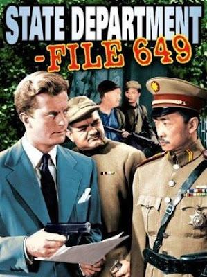 Póster película Departamento de estado - Oriente 649