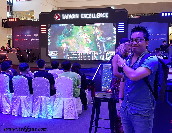 Taiwan Excellence Esports Cup (TEEC) 2019