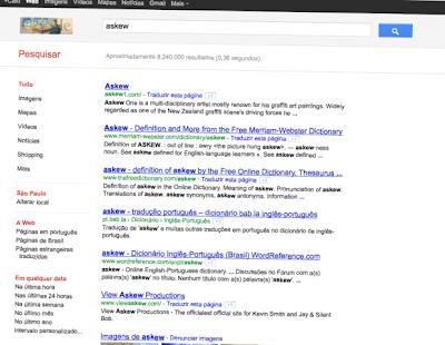 "[Curiosidade] ""Let it Snow"" Google! 02"