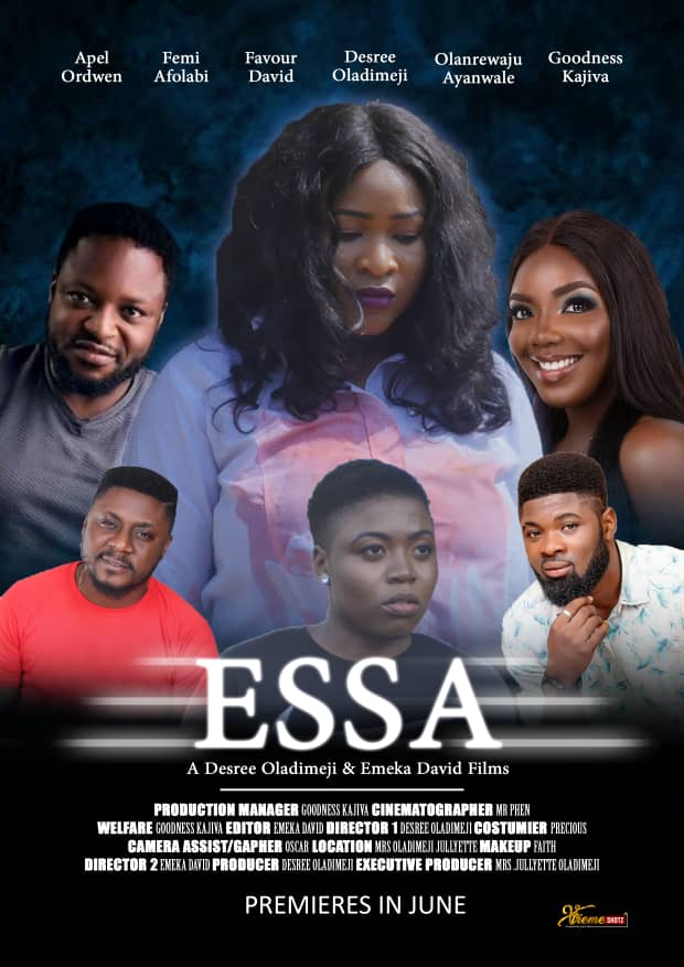 ESSA (THE MOVIE) LATEST NOLLYWOOD MOVIE -- OFFICIAL TRAILER