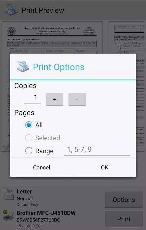 PrinterShare Mobile Print (MOD, Premium)