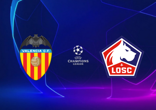 Valencia vs Lille -Highlights 5 November 2019