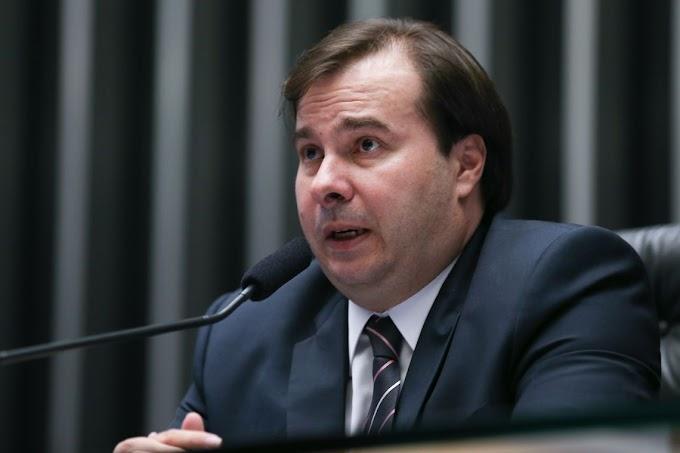 Maia defende saída gradual de estados do Regime de Recuperação Fiscal