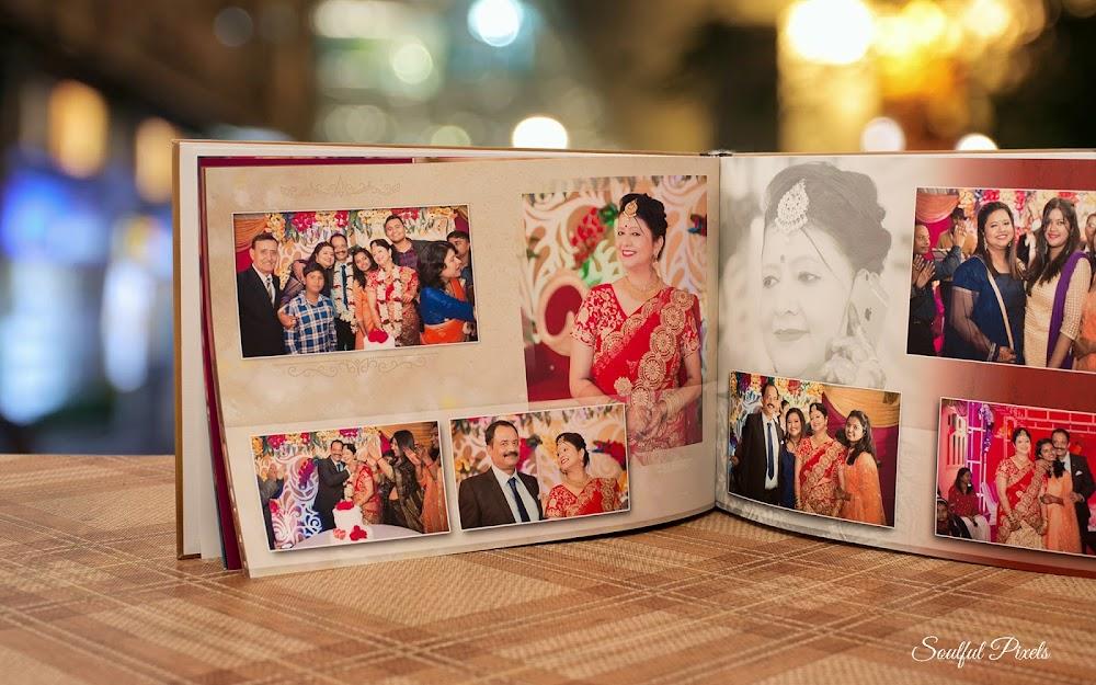 Premium Wedding Album