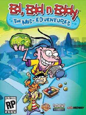 Download Ed, Edd and Eddy game - The Mis-Edventures.part2