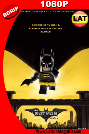 LEGO Batman: La Película (2017) Latino HD BDRIP 1080P ()